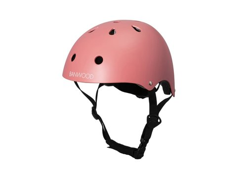 Banwood Banwood Classic Helmet Matte Coral