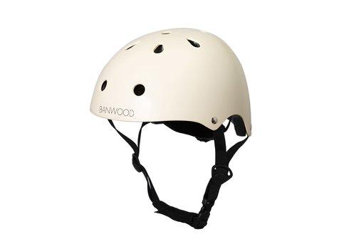 Banwood Banwood Classic Helmet Matte Cream