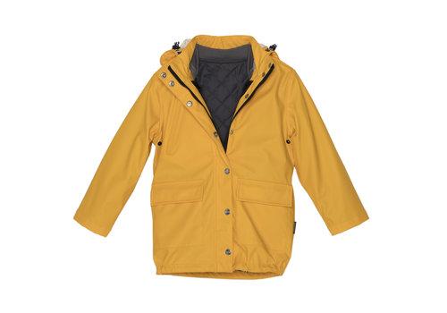 Gosoaky Gosoaky Kangaroo Jack Two Piece Yellow