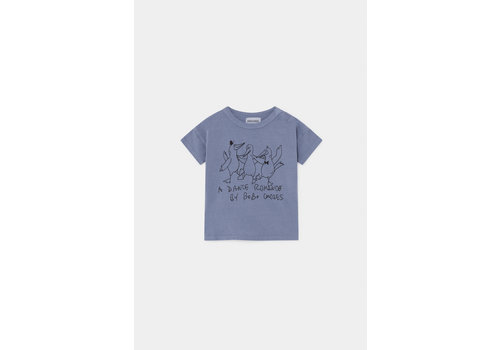 Bobo Choses Bobo Choses Dancing birds t-shirt