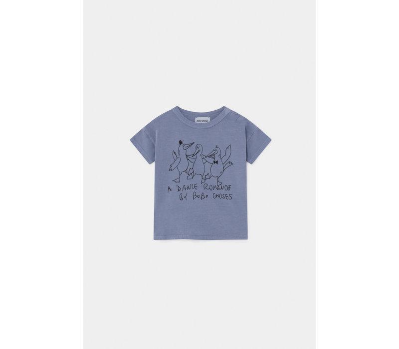 Bobo Choses Dancing birds t-shirt