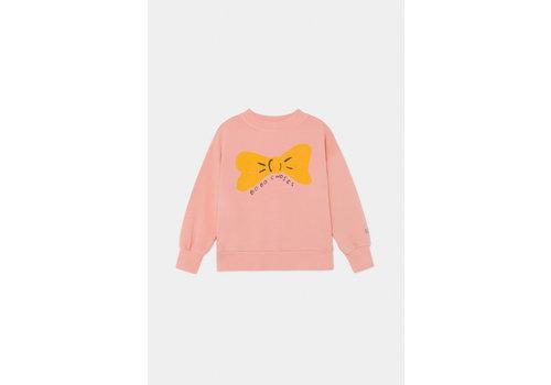 Bobo Choses Bobo Choses bow sweatshirt