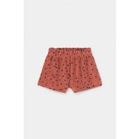 Bobo Choses dots terry towel shorts Girls