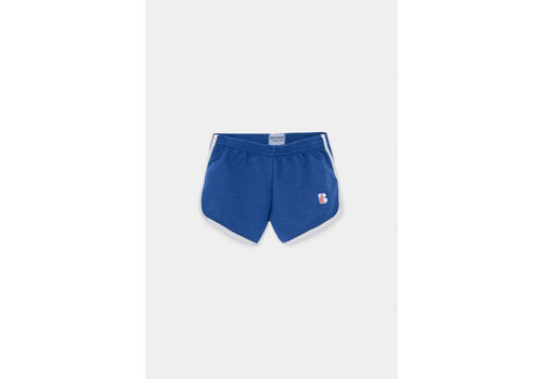 Bobo Choses Bobo Choses blue runner short