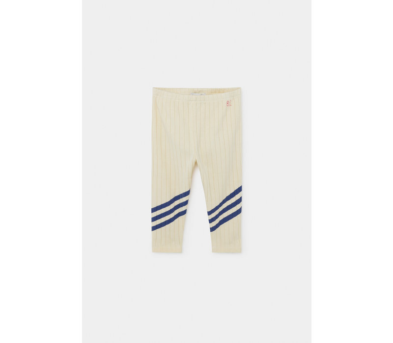 Bobo Choses three stripes leggings