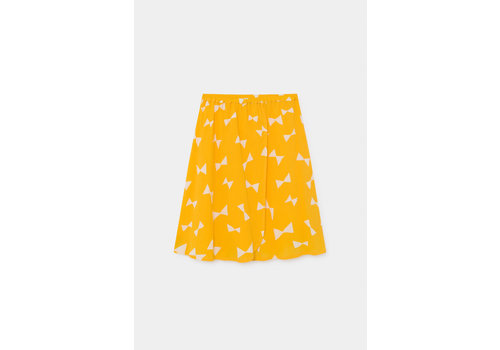 Bobo Choses Bobo Choses all over bow wrap midi skirt