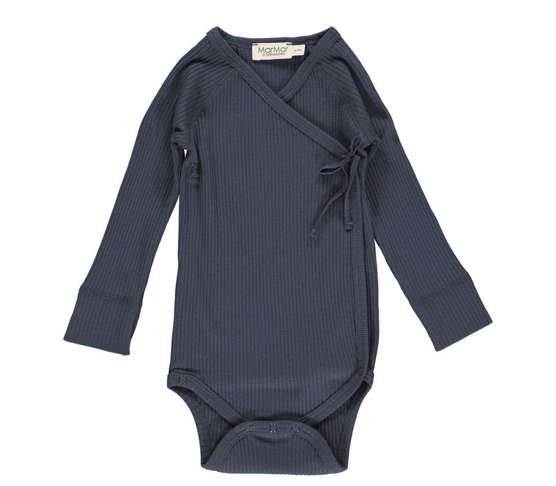 MarMar Copenhagen Body Mini  LS Blue