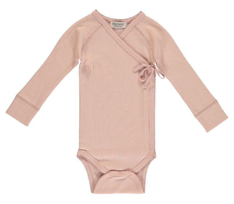 MarMar Copenhagen Body Mini LS Rose