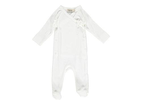 MarMar Copenhagen MarMar Copenhagen New Born Suit off white Rubetta