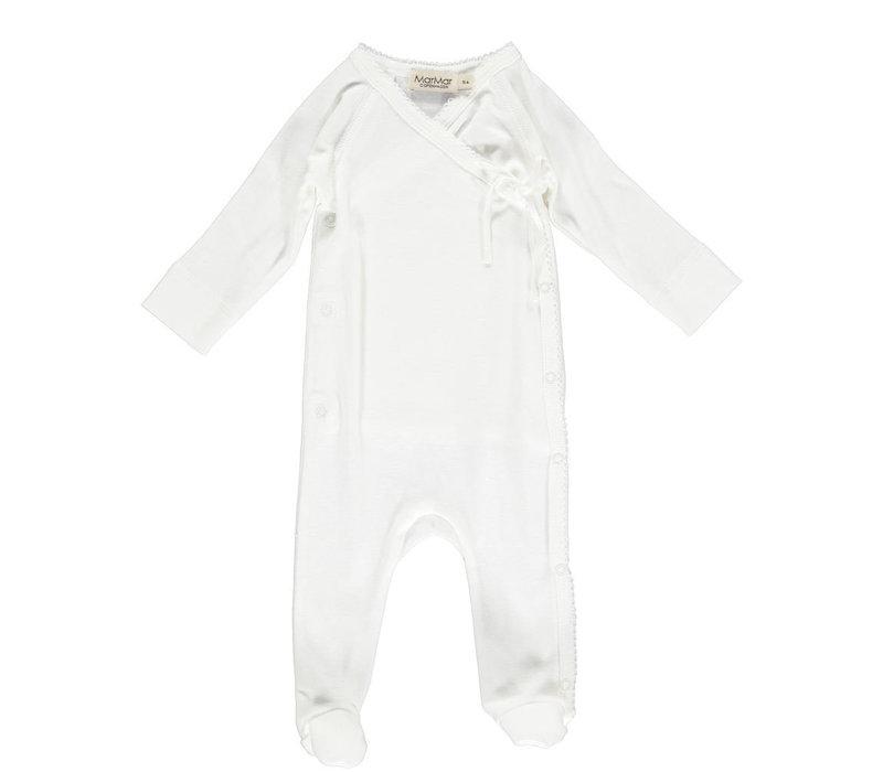 MarMar Copenhagen New Born Suit off white Rubetta