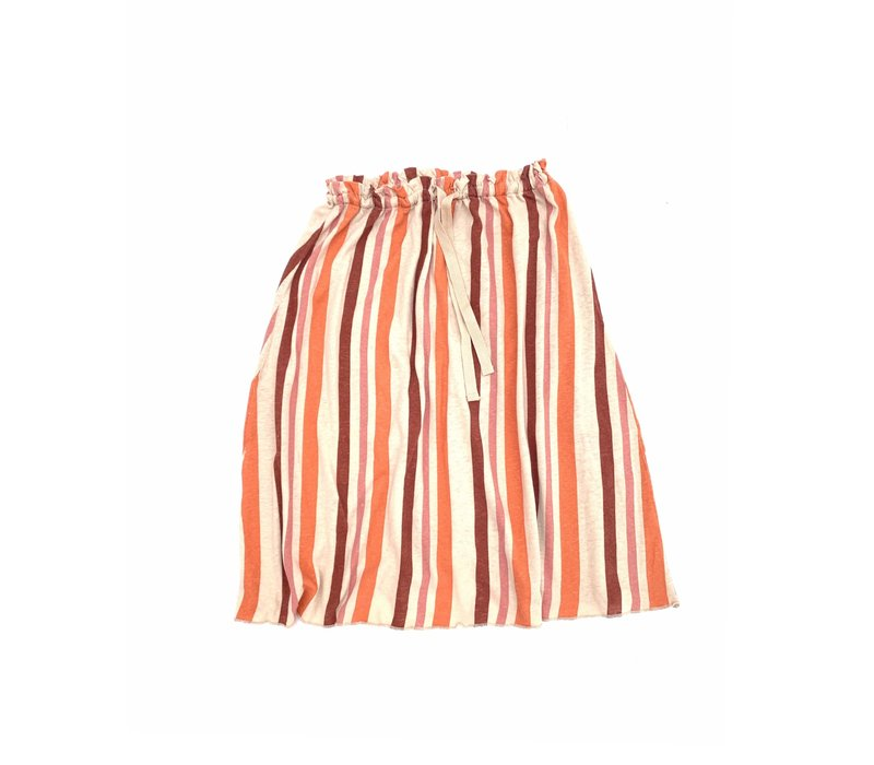 Long live the queen  - skirt stripes