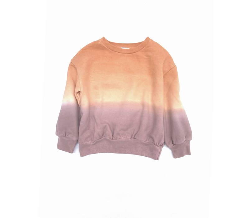 Long Live the Queen Sweater Purple - Orange