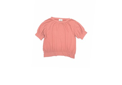 Long Live the Queen Long Live The Queen Puff Tee Pink