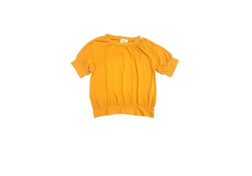 Long Live the Queen Long Live The Queen Puff Tee Yellow