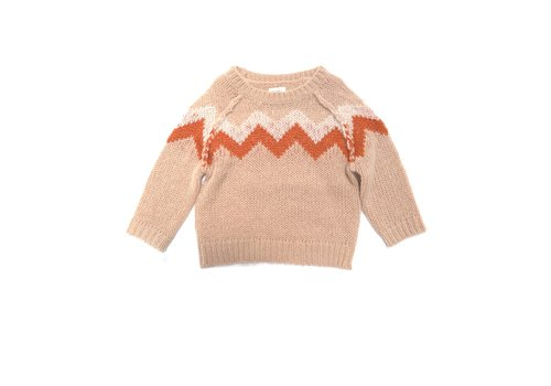 Long Live the Queen Long Live the Queen zigzag Sweater
