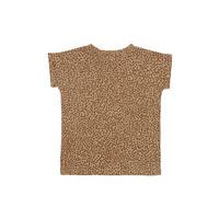Soft Gallery Fredrick t-shirt Taffy AOP Leospot