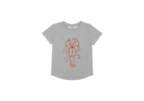 Soft Gallery Soft Gallery Timm T-shirt Lobster Grey