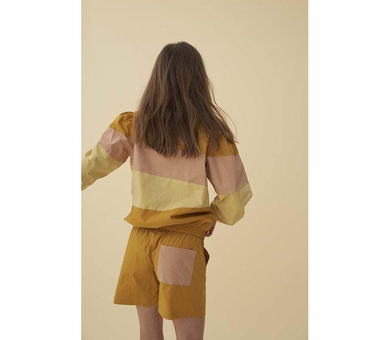 Soft Gallery Fiola Jacket Windy Block