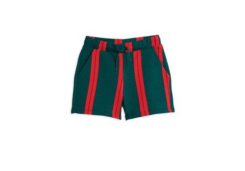 Mini Rodini Mini Rodini Stripe Shorts green