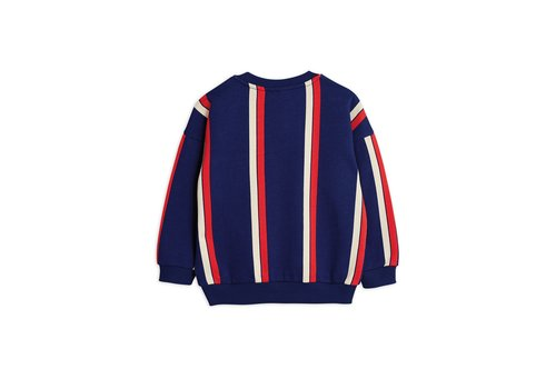 Mini Rodini Mini Rodini Stripe Sweater blue