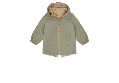 Ammehoela Ammehoela Cloudy 01 Reversible Jacket
