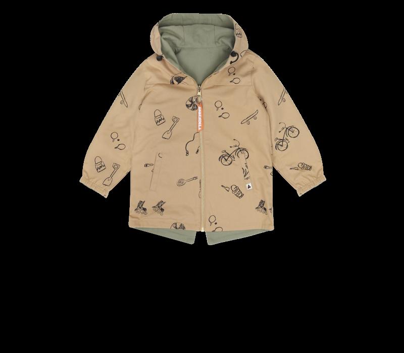 Ammehoela Cloudy 01 Reversible Jacket