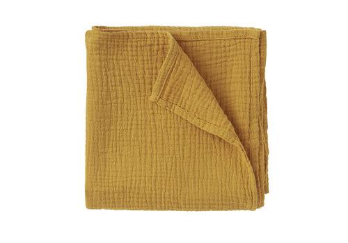 Mingo Mingo Swaddle Spruce Yellow