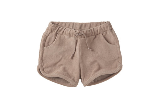 Mingo Mingo Retro Short Terry Fawn