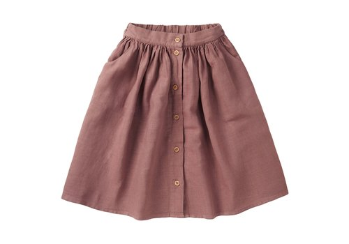 Mingo Mingo Linen Skirt Antler