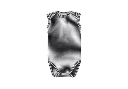 Mingo Mingo Bodysuit Sleeveless stripes