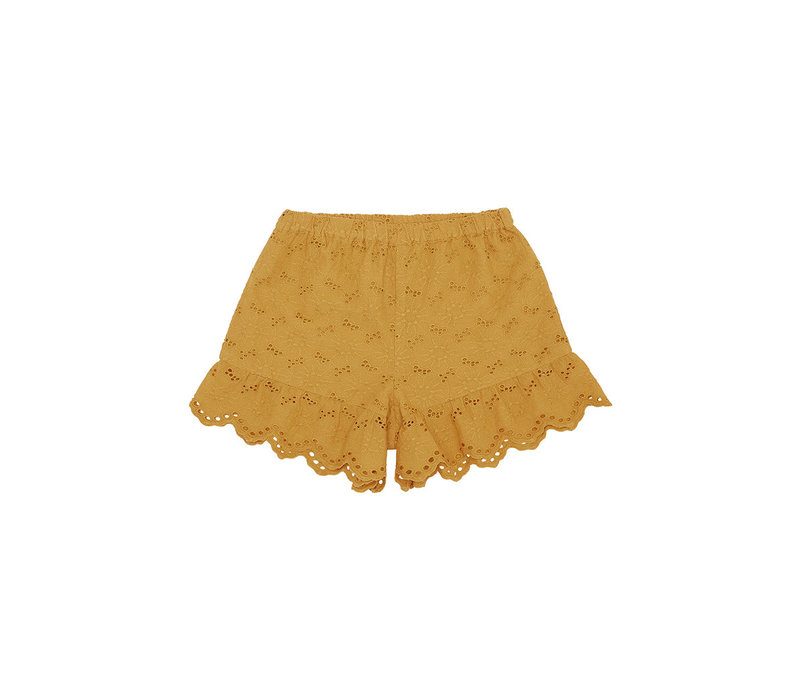 Soft Gallery Florie Shorts Sunflower