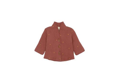 Soft Gallery Soft Gallery Baby Dallas Jacket Cinnabar