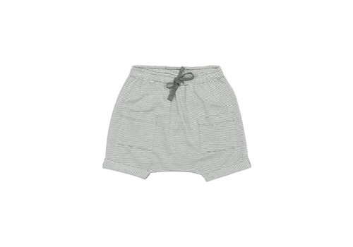 Soft Gallery Soft Gallery Baby Flair shorts hunter green