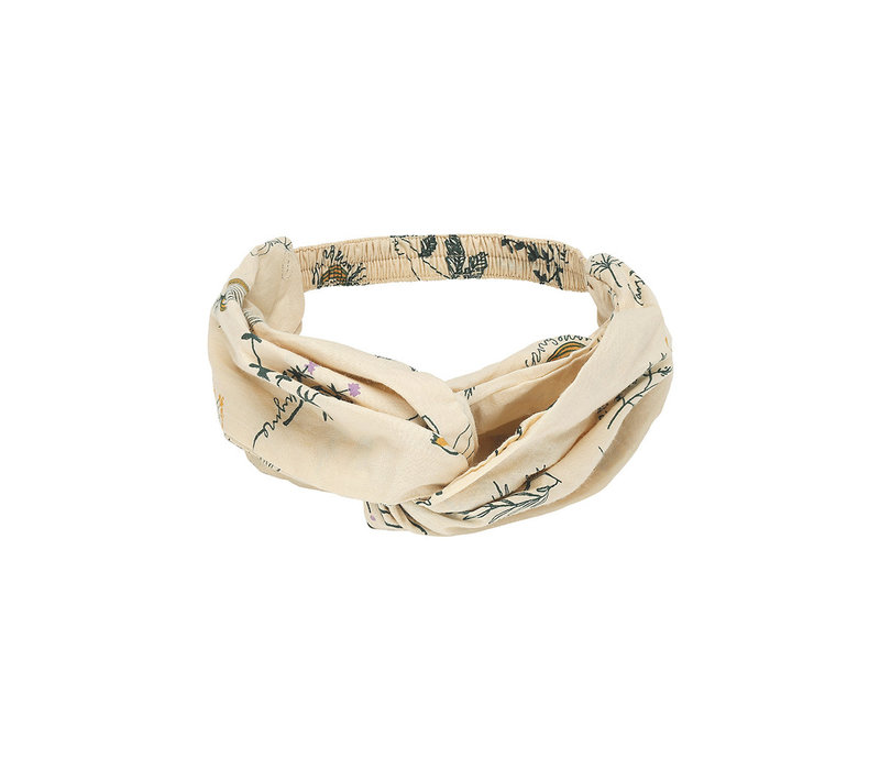 Soft Gallery Wrap Hariband