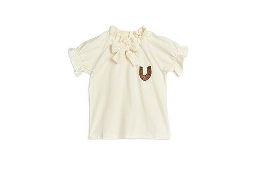 Mini Rodini Mini Rodini Horseshoe jersey blouse