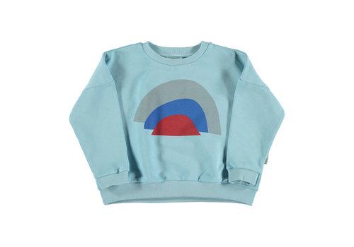 PIUPIUCHICK Piupiuchick Unisex sweater mist blue