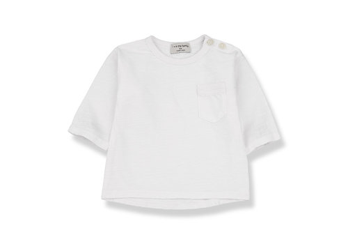 1+ IN THE FAMILY 1+ in the Family - Travi longsleeve - Off white