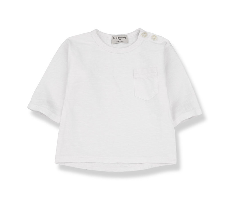 1+ in the Family Travi longsleeve Off white