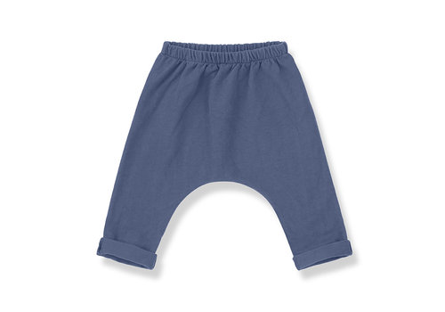 1+ IN THE FAMILY 1+ in the Family Matera Pants Azzurro