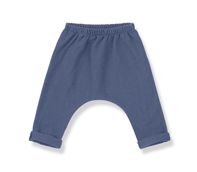 1+ in the Family Matera Pants Azzurro