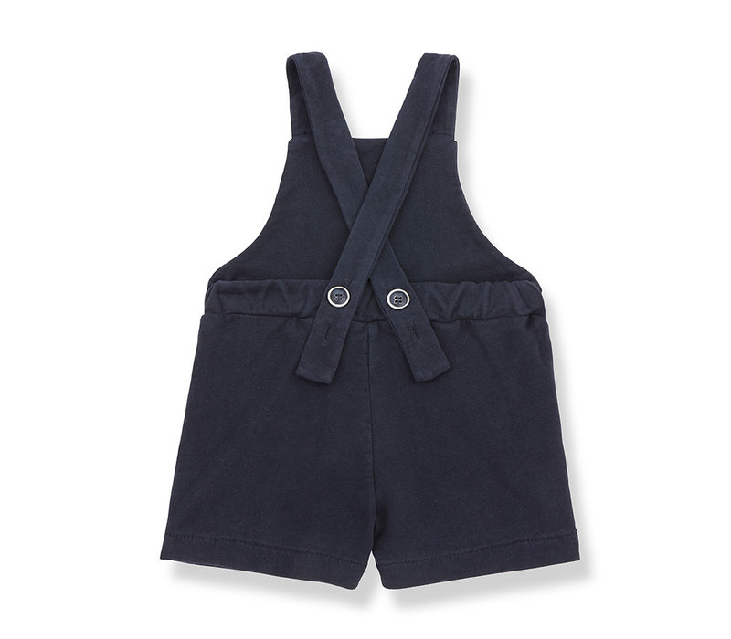 1+ in the Family Cefalu Short overall Blue notte