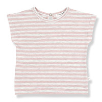 1+ in the Family Menton t-shirt rose