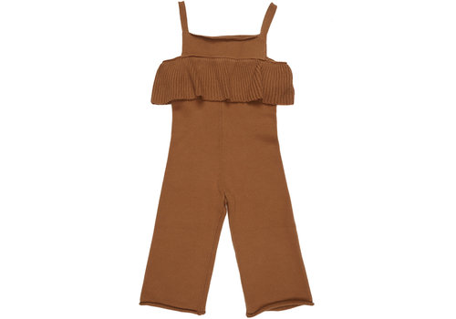 Maed for mini Maed for Mini Bussy Bear Knit Jumpsuit