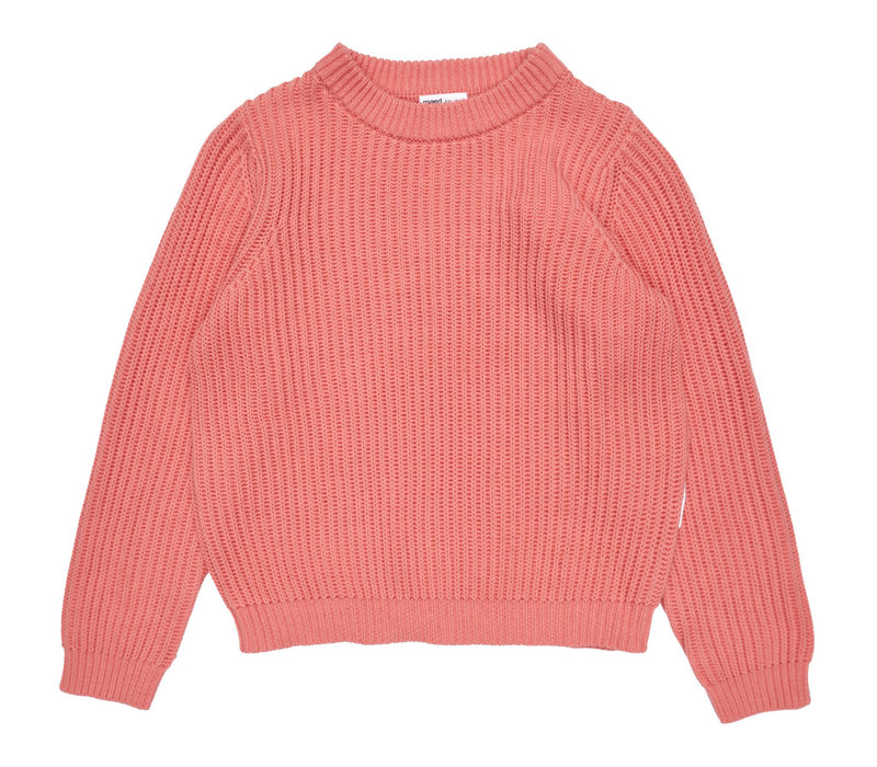 Maed for Mini Pink Panther Knit Sweater