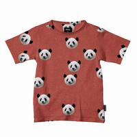 Snurk Lazy Panda T-shirt Kids