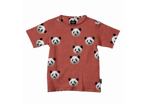 Snurk Snurk Lazy Panda T-shirt Kids