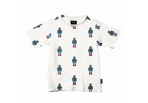 Snurk Snurk Robot T-shirt