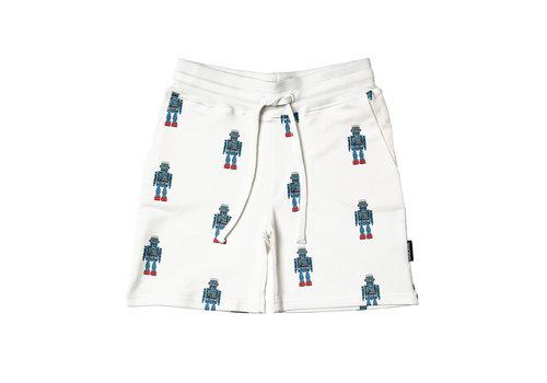 Snurk Snurk Robot Shorts