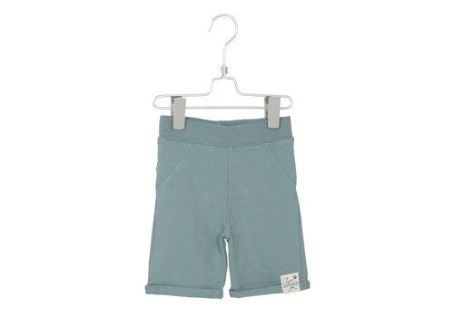 Lötiekids Lotiekids Bermuda shorts blue grey