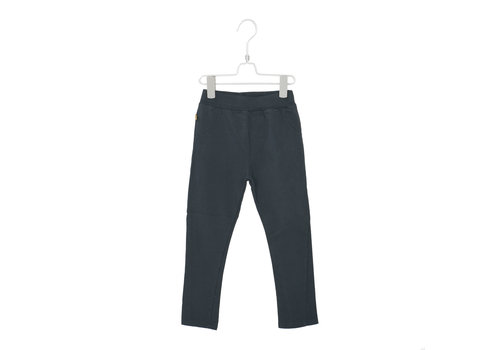 Lötiekids Lotiekids Long Pants Washed Black